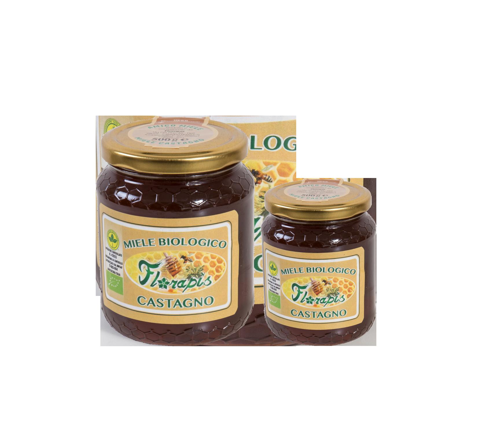 miele fior di castagno