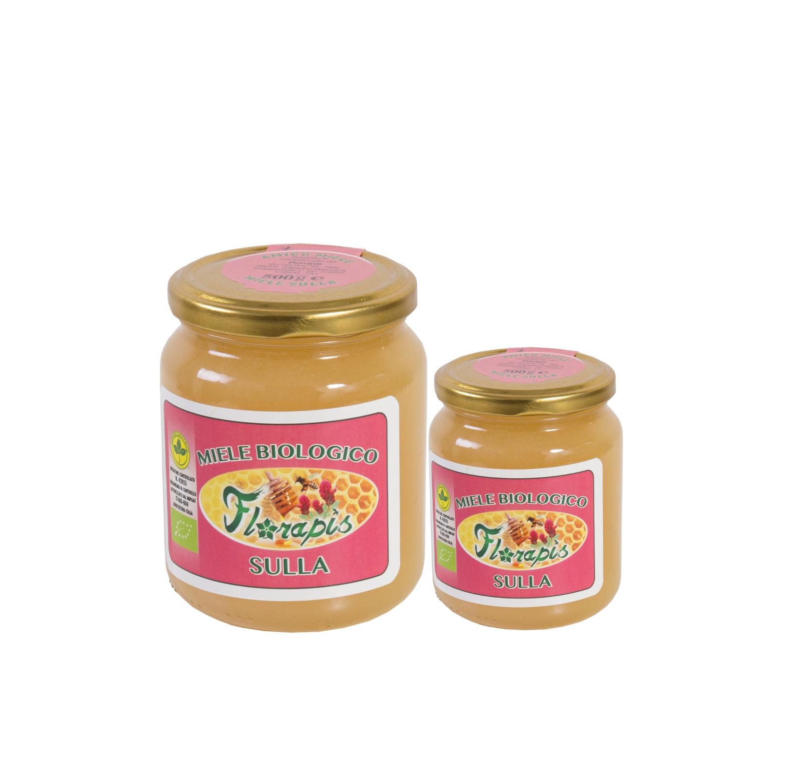 miele fior di sulla