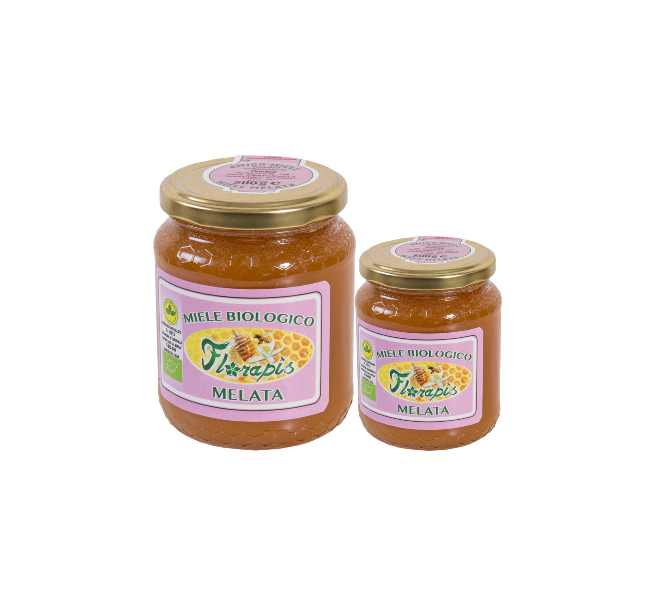miele biologico fior di melata