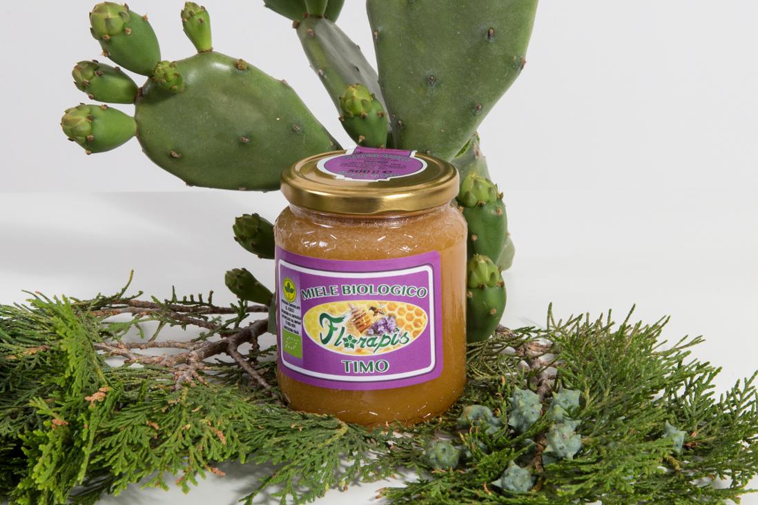 miele biologico siciliano fior di timo tosse secca
