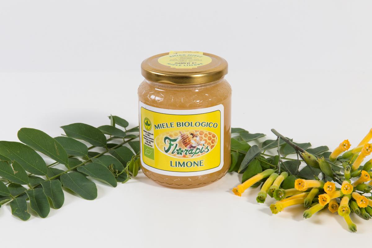 miele biologico siciliano fior di arancio