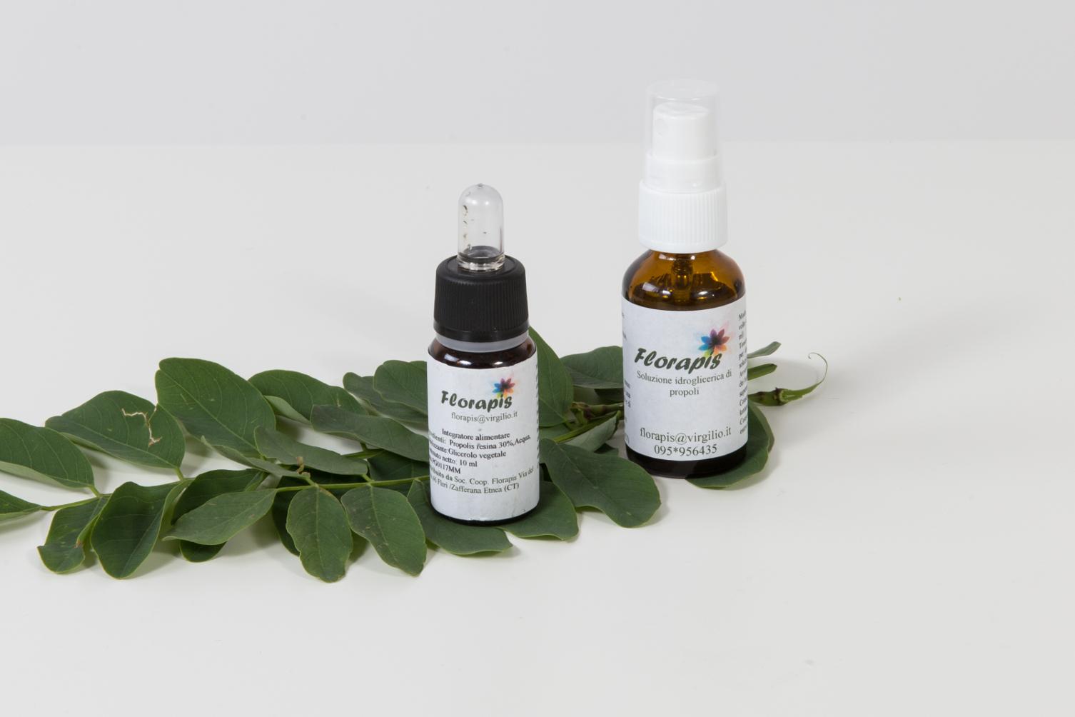 Rimedi naturali per gola e tosse gocce propoli